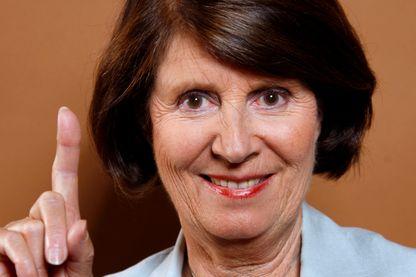 Christine Lazerges, présidente de la Commission nationale consultative des droits de l'homme le 14 juin 2013