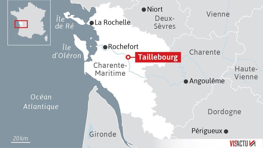 Un accident mortel est survenu ce jeudi 25 octobre à un passage à niveau situé à Taillebourg, en Charente-Maritime.