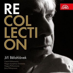Jirí Belohlávek : Recollection, Coffret 8 CDs SUPRAPHON