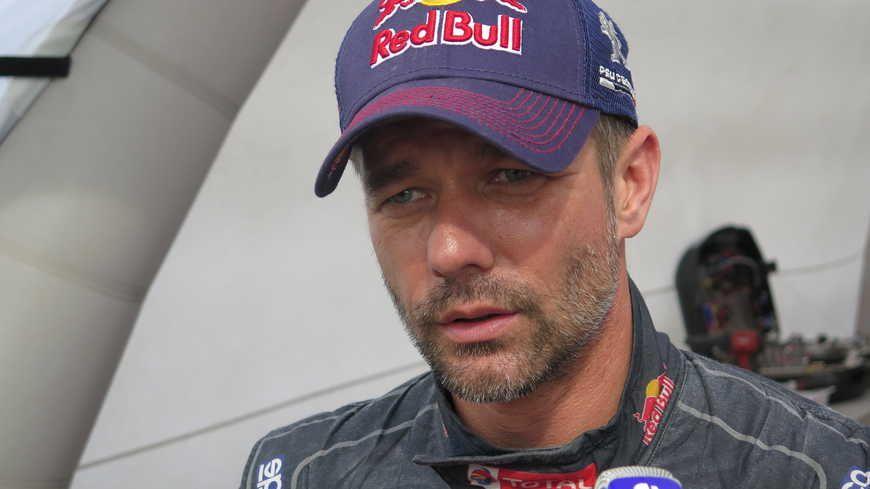 Sébastien Loeb avait pris le départ du Dakar pour la première fois en 2016