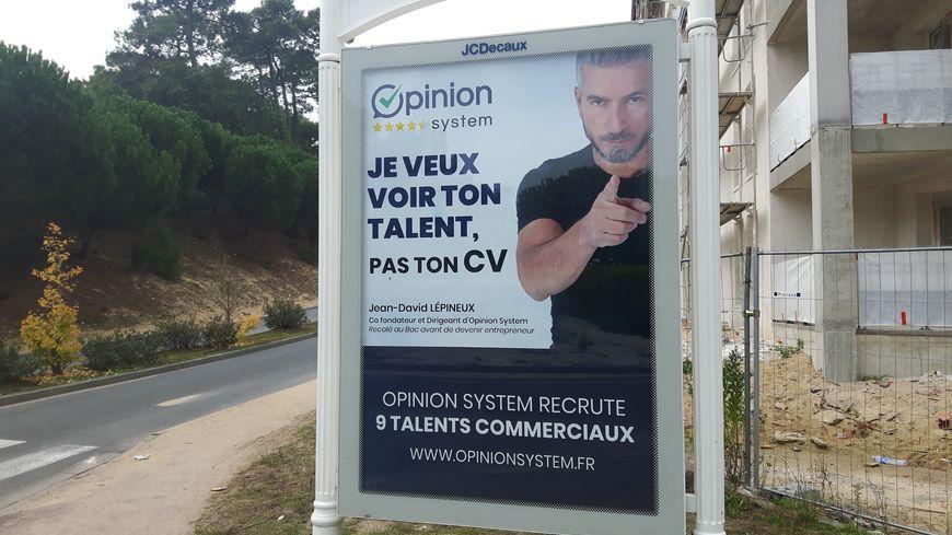 opinion system   l u0026 39 entreprise girondine qui recrute sans cv