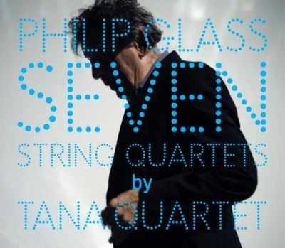 CD P Glass String Quartet Tana