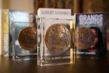 Le prix Albert Londres à été décerné cette année à Istanbul en Turquie, pour marquer leur solidarité avec les journalistes turcs