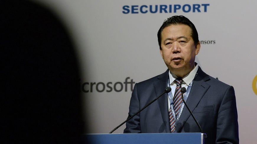 Meng Hongmei a démissionné de ses fonctions dimanche, a annoncé Interpol.