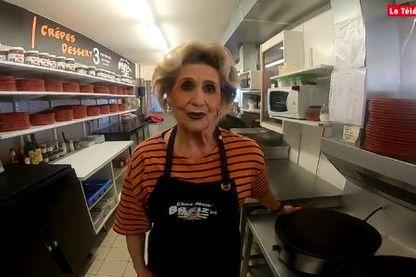Jacqueline Dervoust nouvellement embauchée en CDI pour la chaîne de restaurant Mam'Breizh