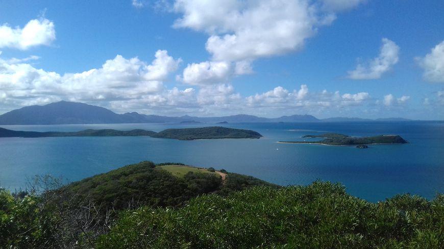 Le Sud de la Nouvelle-Calédonie