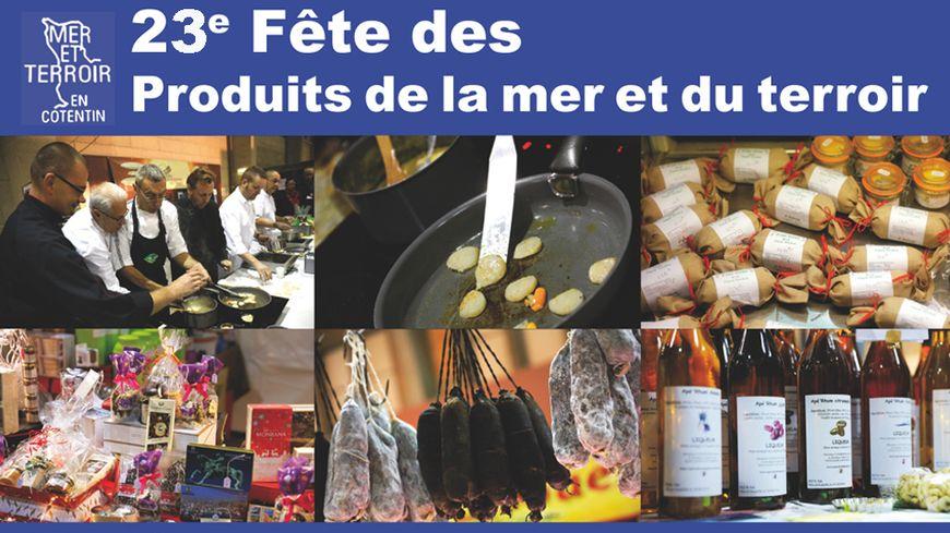 La Fête des produits de la mer et du terroir 2018 à Cherbourg avec France Bleu Cotentin