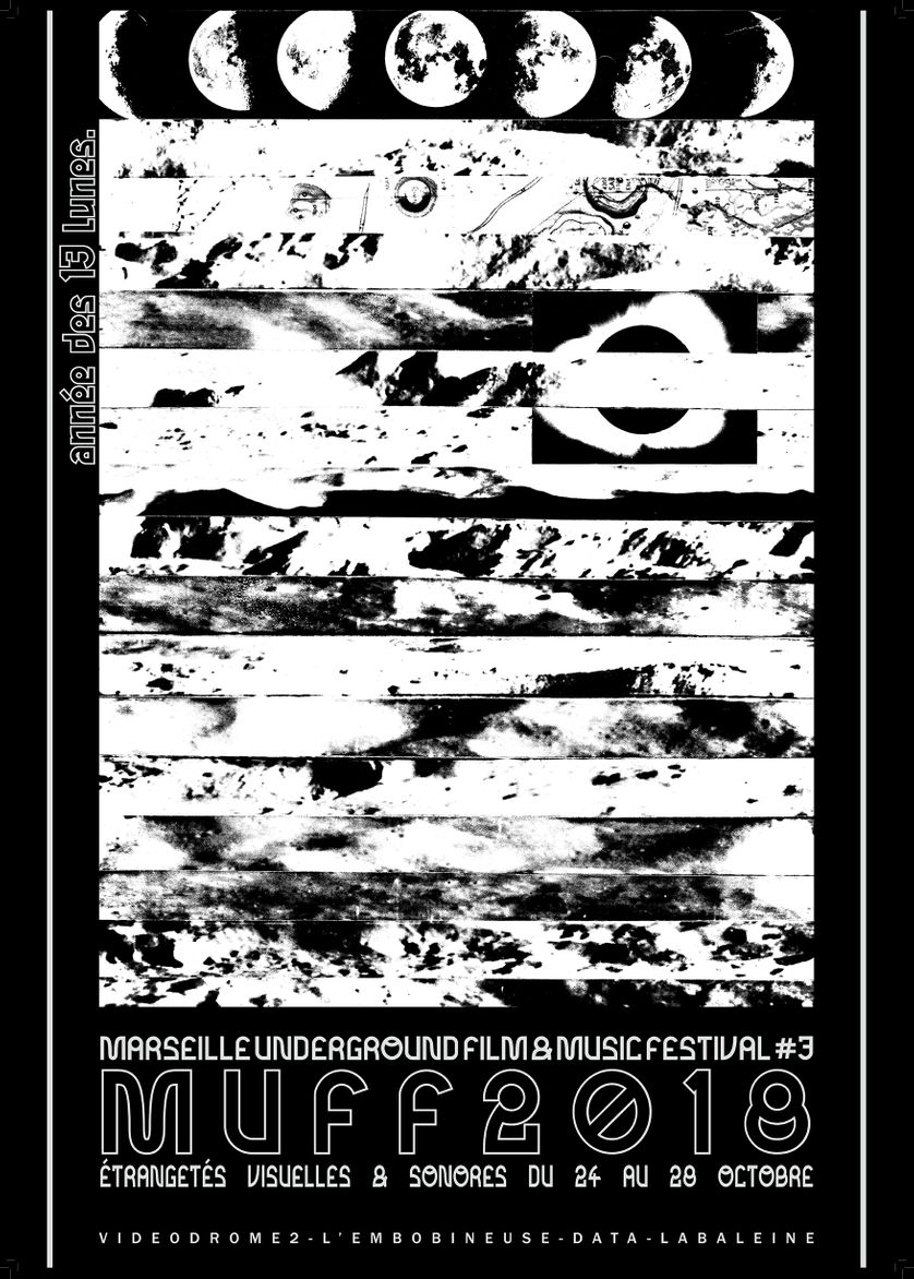 Festival MUFF, le Marseille Underground Film & Music Festival, du 24 au 28 octobre 2018