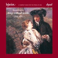 Romances sans paroles op.67 n°4 de Mendelssohn par Livia Rév