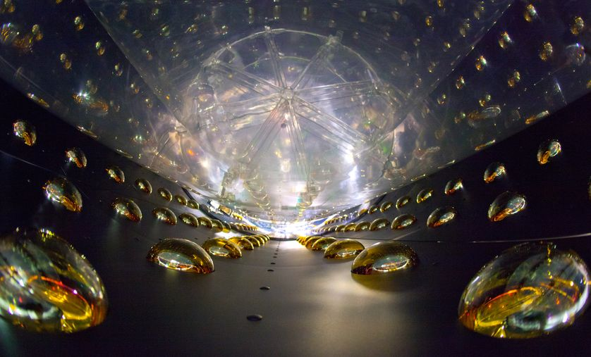 Expérience de neutrinos de Daya Bay