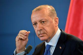 Recep Tayyip Erdogan en octobre 2018
