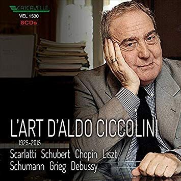 L'art d'Aldo Ciccolini, CASCAVELLE