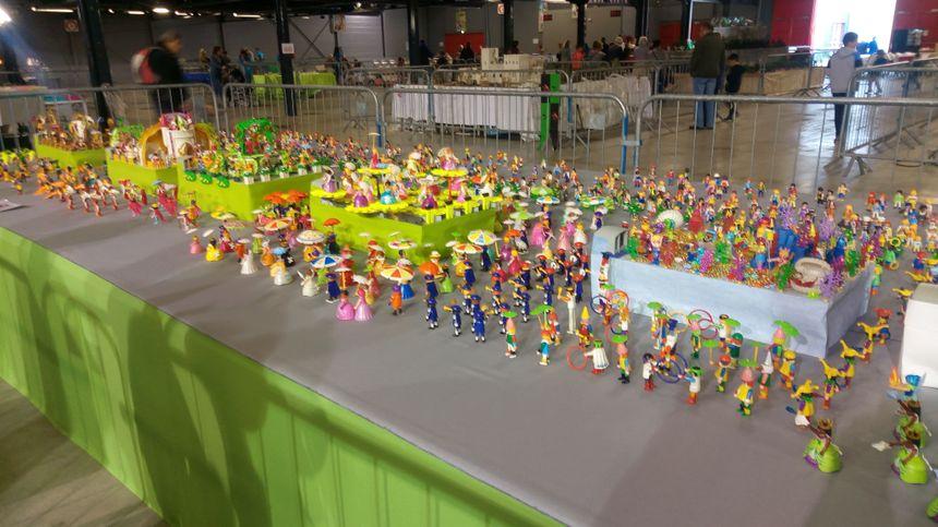 Un carnaval de Rio tout en Playmobil