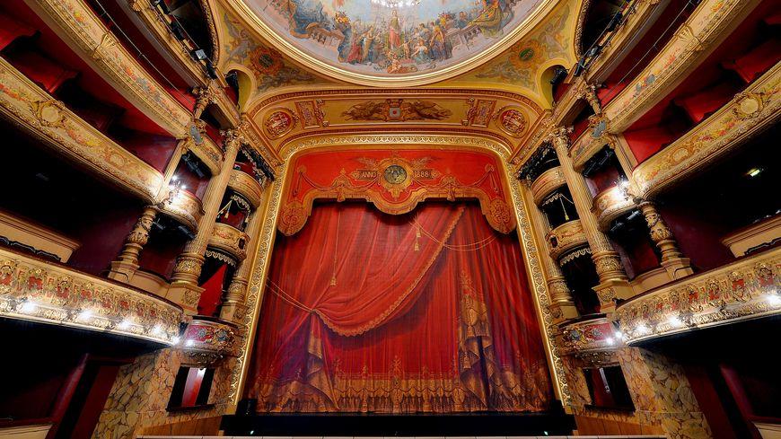 La Grande Salle de l'Opéra Comédie
