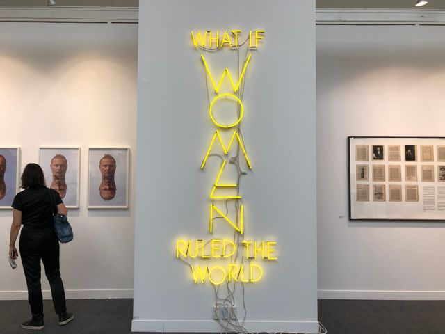 "Yael Bartana, ""What if women ruled the world"""