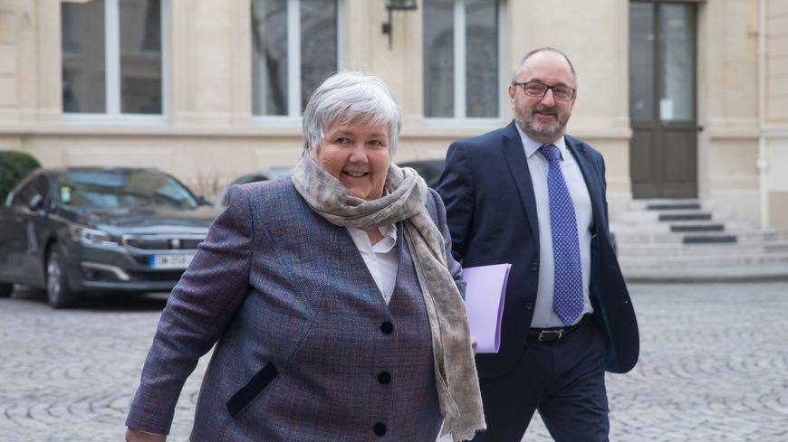 Thierry Bonnier a notamment été directeur de cabinet de Jacqueline Gourault.