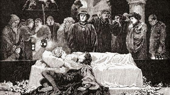 Roméo et Juliette (Acte V, scène 3)