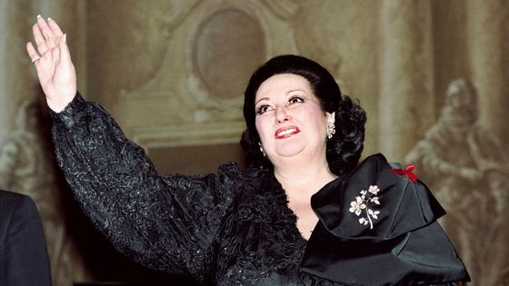 La soprano espagnole Montserrat Caballé s'est éteinte à l'âge de 85 ans