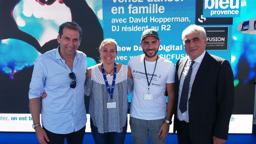 Thierry Garcia, Nathalie Coursac, David Darmon Bonifaci, Dr Avédis Matikian
