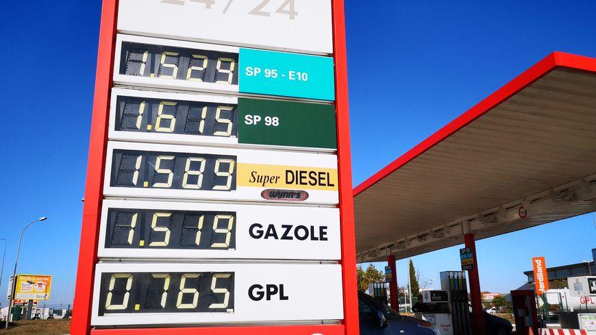 e7b6f05b83b90c Face aux carburants de plus en plus chers, l inquiétude des ...