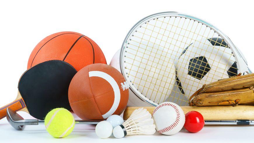 De nombreux sports sont proposés. Illustration