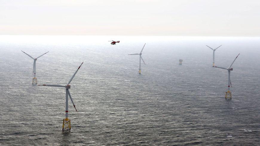 Les éoliennes qui seront fabriquées au Havre seront directement emmenées par bateau en mer