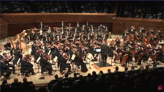 L'Orchestre Philharmonique de Radio France, dirigé par Ingo Metzmacher, joue les Jeux de Debussy