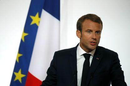 """Le président français a animé vendredi sa première « consultation citoyenne sur l'Europe"""" en dehors de la France, à Lisbonne"""