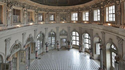 Le Grand salon va pouvoir être restauré.