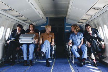 Les cinq garçons de Parcels sont australiens. 'Parcels' est leur premier album.