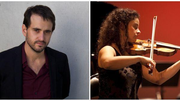 """"""" Fétiches, 5 caprices pour violon """" de Tomas Bordalejo (3/5)"""
