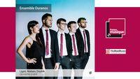 Sortie CD : Ensemble Ouranos : Dvorak, Ligeti, Nielsen - Quintettes à vent