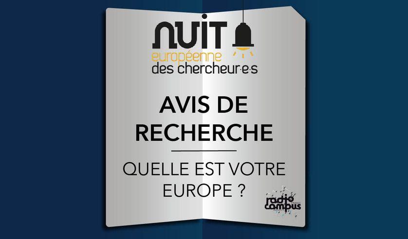 Nuit européenne des chercheurs, radio campus france