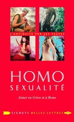 Sandra Boehringer, Homosexualité : aimer en Grèce et à Rome