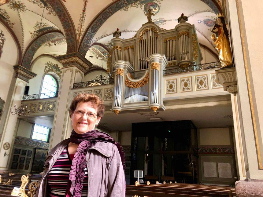 Jungholtz, Anne Gstalter, Association des amis de l'orgue et des musicales de Thierenbach