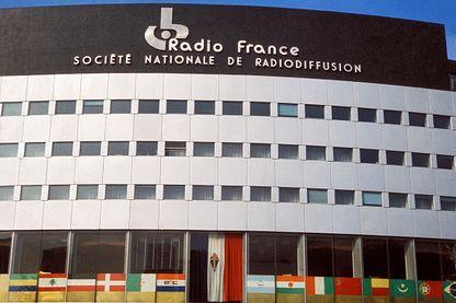 Maison de la Radio à Paris