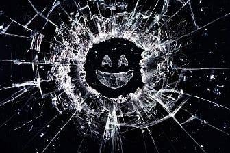 """Extrait de l'affiche publicitaire pour """"Black Mirror"""" (saison 3)"""