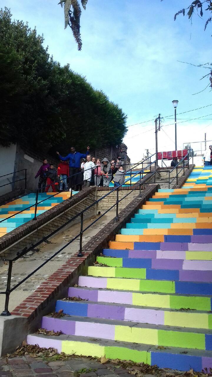 Les enfants du centre de loisirs Massillon ont participé au projet