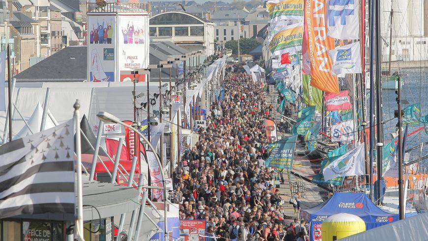 La ville de Saint-Malo attend des milliers de visiteurs pour la Route du Rhum 2018.
