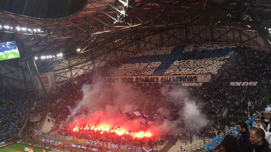 Le Stade Vélodrome en fusion pour OM / PSG
