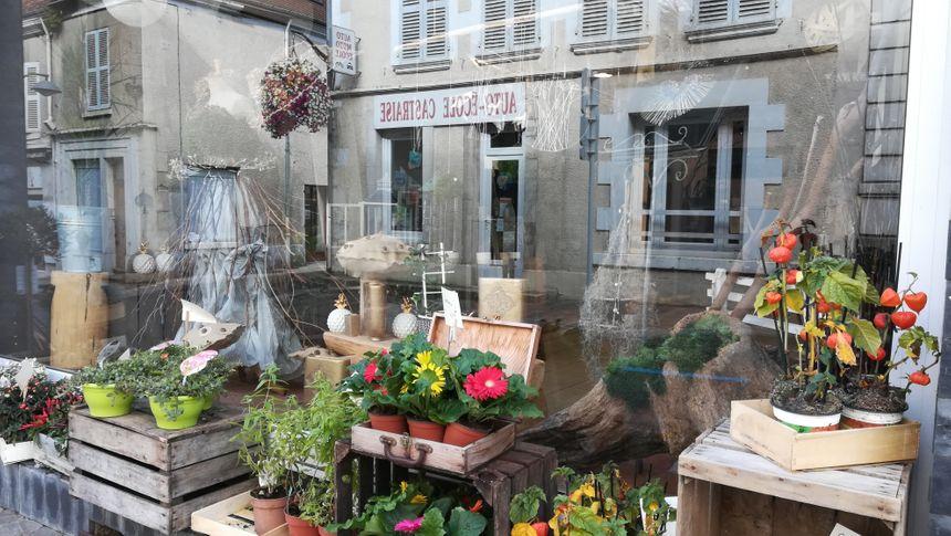 Le 2 décembre prochain, Déborah fêtera les quatre ans d'existence de sa boutique.
