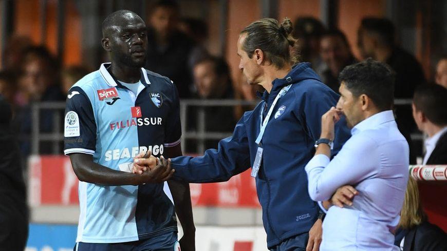 Le havrais Amos Youga avait été pris à partie par Jean-Marc Furlan en mai dernier au Stade Océane