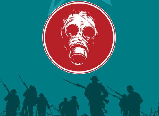 La Grande guerre de Charlie couv Ed Delirium