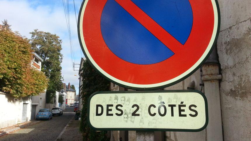 Toutes les rues de Bourges ne sont pas concernées par la vidéo verbalisation. heureusement pour ces automobilistes. - Radio France
