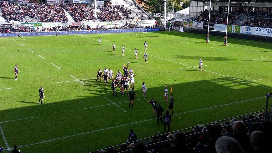 Le CA Brive s'impose 31-18 contre Soyaux-Angoulême