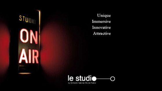 Le nouveau studio d'enregistrement de l'Orchestre national d'Ile-de-France
