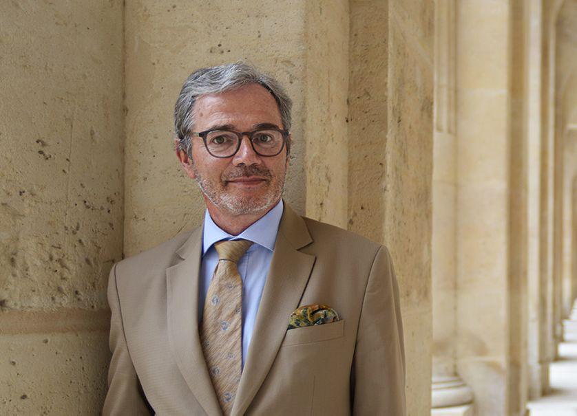 Jean-Jacques Roche, doyen académique de l'IHEDN (Institut des hautes études de la défense nationale)