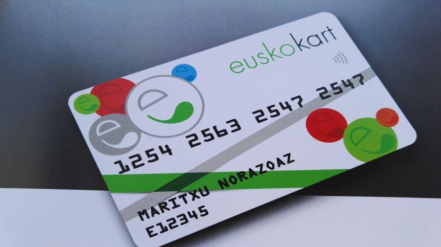 "la carte ""euskokart"""