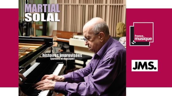Martial Solal - Histoires improvisées