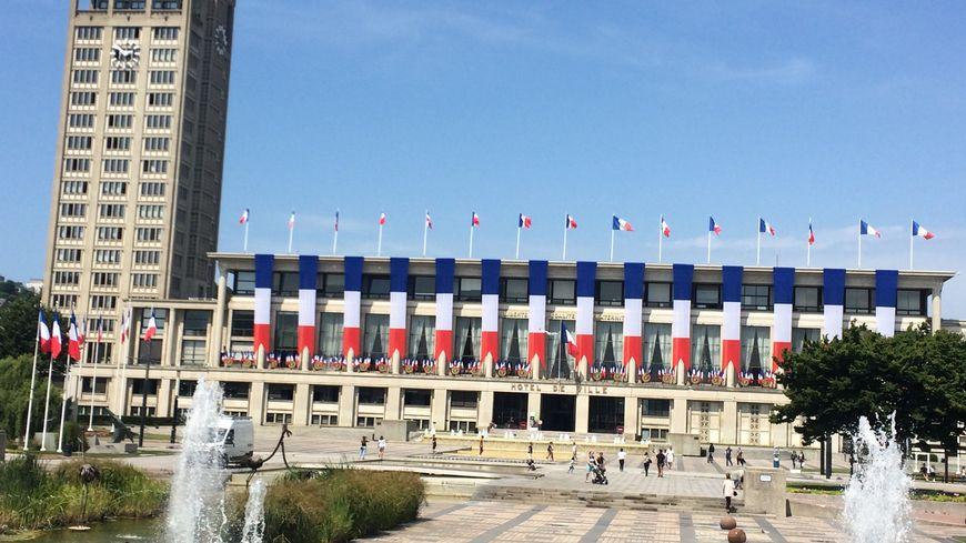 Le Havre, plus grande ville de Normandie en nombre d'habitants est gérée par la droite depuis 1995